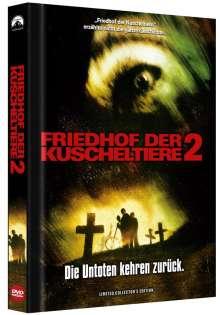Friedhof der Kuscheltiere 2 - Die Untoten kehren zurück (Mediabook), DVD