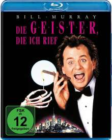 Die Geister, die ich rief (Blu-ray), Blu-ray Disc