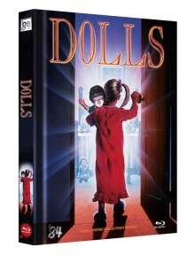 Dolls (Blu-ray & DVD im Mediabook), 2 Blu-ray Discs