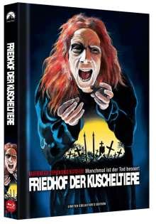 Friedhof der Kuscheltiere (1989) (Blu-ray & DVD im Mediabook), 2 Blu-ray Discs