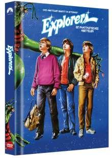 Explorers - Ein phantastisches Abenteuer (Mediabook), DVD