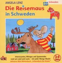Angela Lenz: Die Reisemaus in Schweden, CD