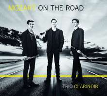 Kammermusik mit Klarinette - Mozart on the Road, CD