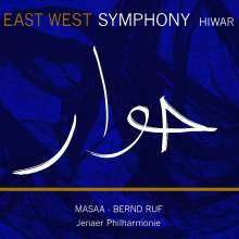 Masaa & Jenaer Philharmonie: East West Symphony - Hiwar, CD