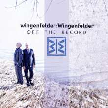 Wingenfelder: Off The Record, CD