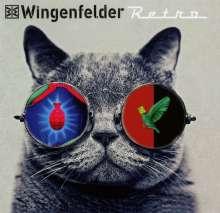 Wingenfelder: Retro + 3 Bonustracks  (Limited Deluxe Edition Mediabook), CD