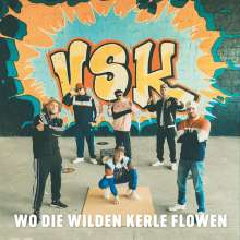 VSK: Wo die wilden Kerle flowen (180g) (Limited-Edition) (Red Vinyl), 2 LPs