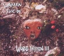 Warren Suicide: World Warren III, CD