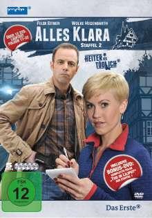 Alles Klara Staffel 2, 5 DVDs