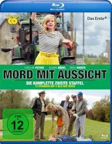 Mord mit Aussicht Staffel 2 (Blu-ray), 2 Blu-ray Discs