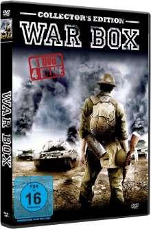 War Box (4 Filme auf 1 DVD), DVD