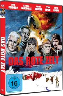 Das rote Zelt, DVD