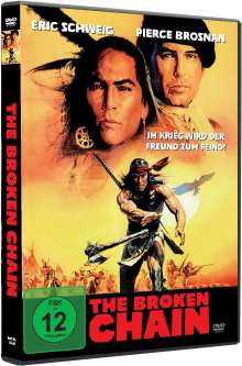 The Broken Chain, DVD