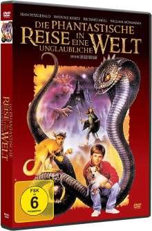 Die phantastische Reise in eine unglaubliche Welt, DVD