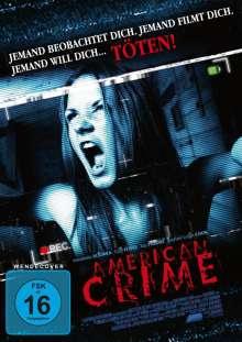 American Crime, DVD