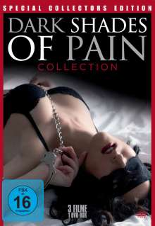 Dark Shades of Pain Collection (3 Filme auf 1 DVD), DVD