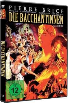 Die Bacchantinnen, DVD