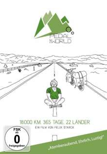 Pedal the World, DVD