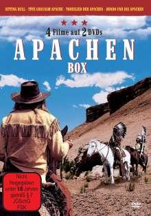 Apachen Box (4 Filme auf 2 DVDs), 2 DVDs