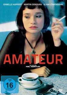 Amateur, DVD