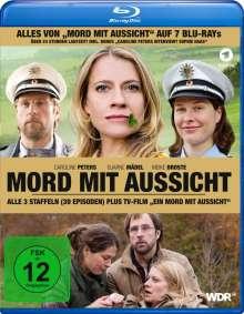 Mord mit Aussicht Staffel 1-3 (inkl. TV-Film) (Blu-ray), 7 Blu-ray Discs