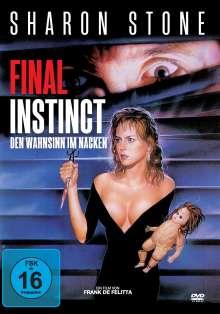Final Instinct, DVD