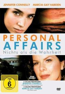 Personal Affairs - Nichts als die Wahrheit, DVD