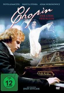 Chopin - Der Liebe verfallen, DVD