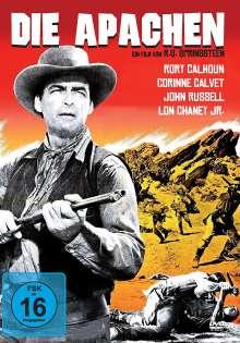 Die Apachen, DVD