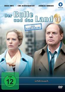 Der Bulle und das Landei - Goldrausch, DVD