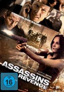 Assassins Revenge - Gnadenlose Rache, DVD