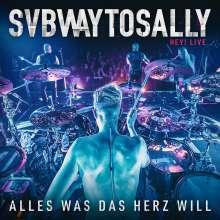 Subway To Sally: Hey! Live: Alles was das Herz will, 2 CDs
