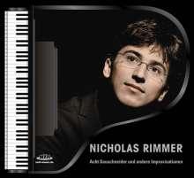 Nicholas Rimmer - 8 Sauschneider und andere Improvisationen, CD
