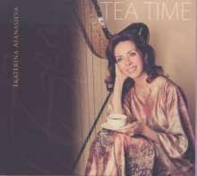 Ekaterina Afanasieva - Tea Time, CD
