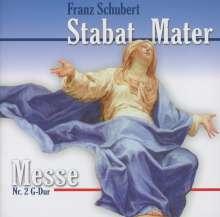 Franz Schubert (1797-1828): Stabat Mater D.383, CD