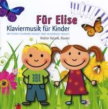 Für Elise - Klaviermusik für Kinder, CD