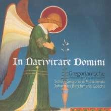 In Nativitate Domini - Gregorianische Festmessen zur Weihnacht, CD