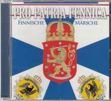 Pro Patria Fennica: Finnische Märsche, CD