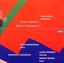 Robert Schumann (1810-1856): Fantasiestücke op.12, CD