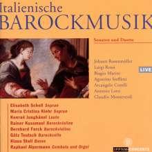 Italienische Barockmusik, CD