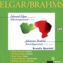 Edward Elgar (1857-1934): Klavierquintett op.84, CD