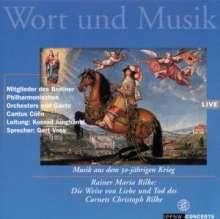 Musik aus dem 30-jährigen Krieg, CD