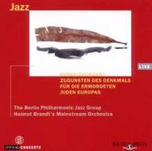 Berlin Philharmonic Jazz Group: Jazz: Benefizkonzert zugunsten des Denkmals..., 2.2.2001, CD