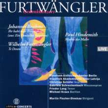 "Paul Hindemith (1895-1963): Symphonie ""Mathis der Maler"", CD"