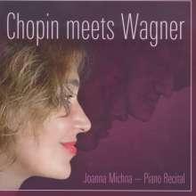 Joanna Michna - Chopin meets Wagner, CD