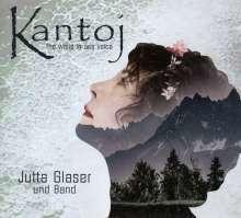 Jutta Glaser: Kantoj, CD