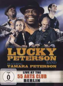 Lucky Peterson: Live At The 55 Arts Club Berlin (Special Edition) (3 DVDs + 2 CDs), 3 DVDs