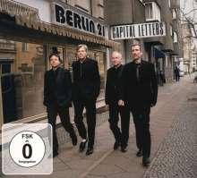 Berlin 21: Capital Letters (CD + DVD), 2 CDs