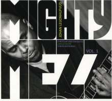Johan Leijonhufvud: Mighty Mezz Vol.1, CD