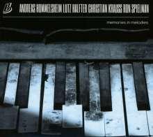 B3: Memories In Melodies, CD